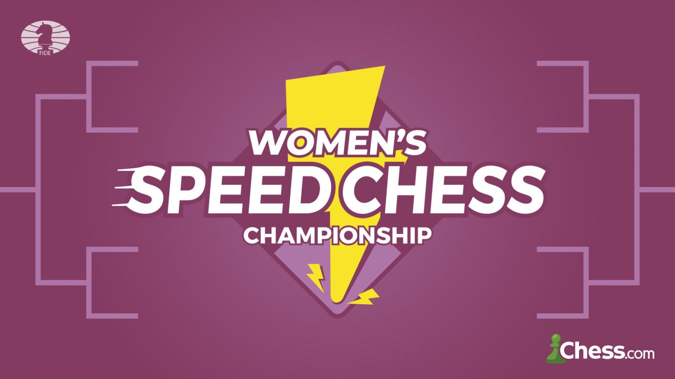 Women's Speed Chess Grand Prix Leg 3 Results