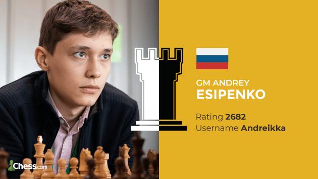 ¡Andrey Esipenko se impone en el Jóvenes Talentos de León!