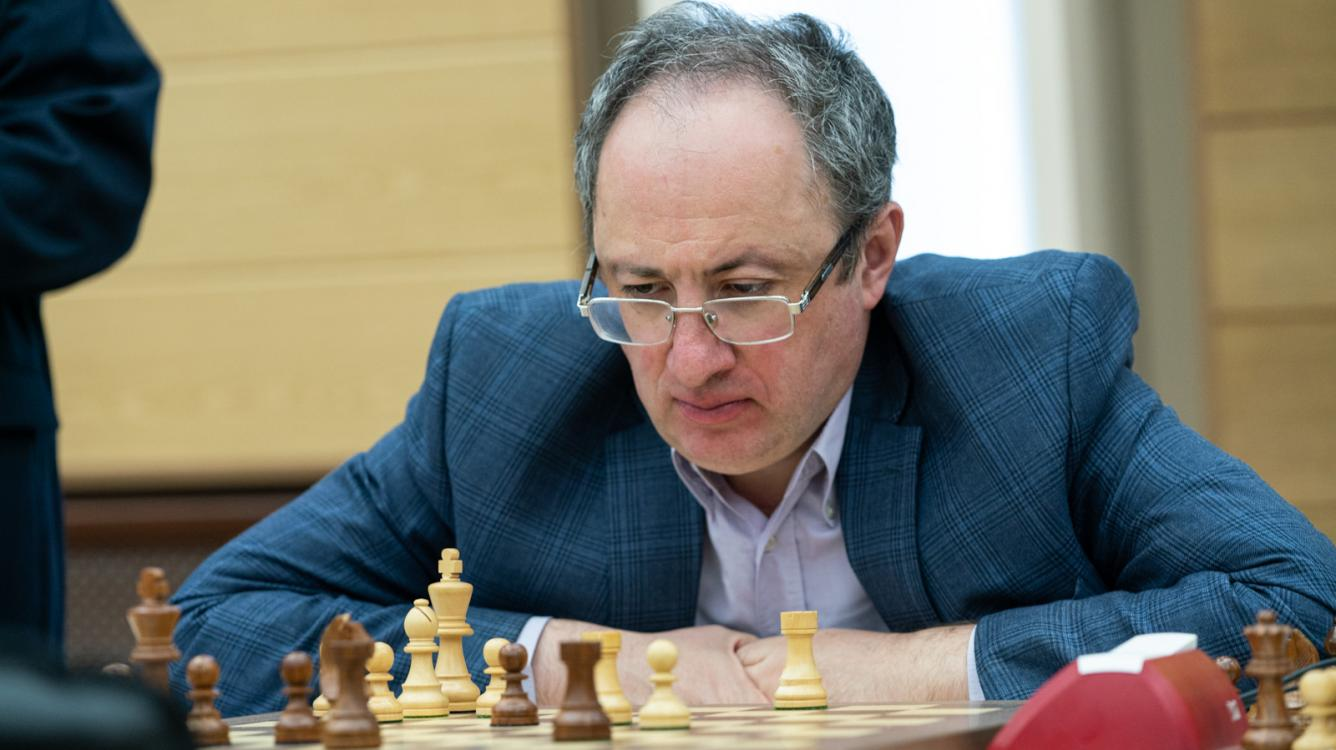 Gelfand Beats Ding In Legends Of Chess Opening Round
