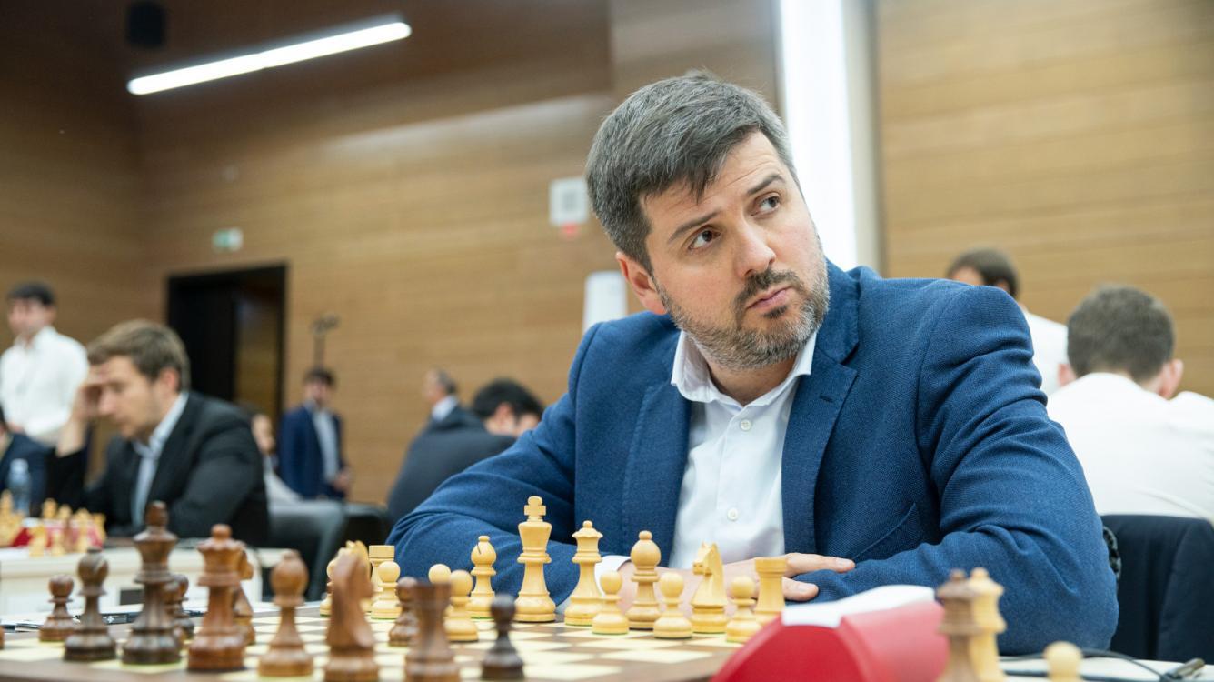 Carlsen, Gelfand, Svidler Lead Legends Of Chess