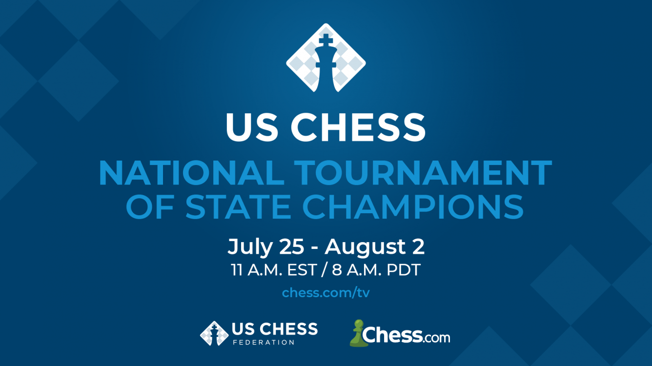 US Chess Brings Historic Events Online to Chess.com