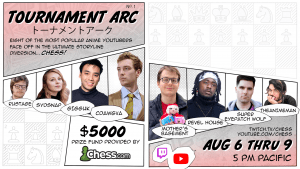 Anime Youtubers Turn To Chess For Tournament Arc