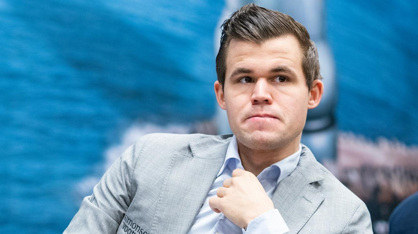 Carlsen Back To Sole Lead At Legends Of Chess