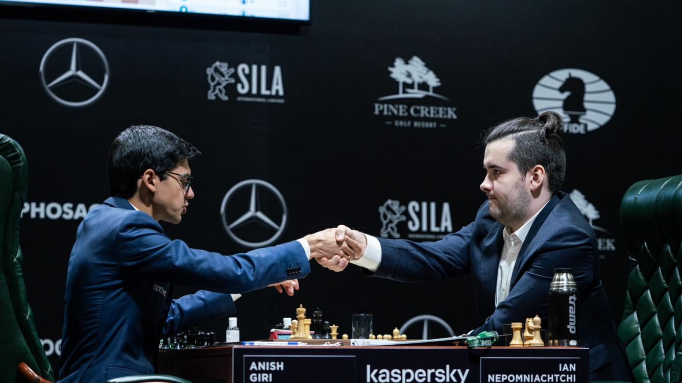 Legends Of Chess SF: Carlsen, Nepomniachtchi Take Lead