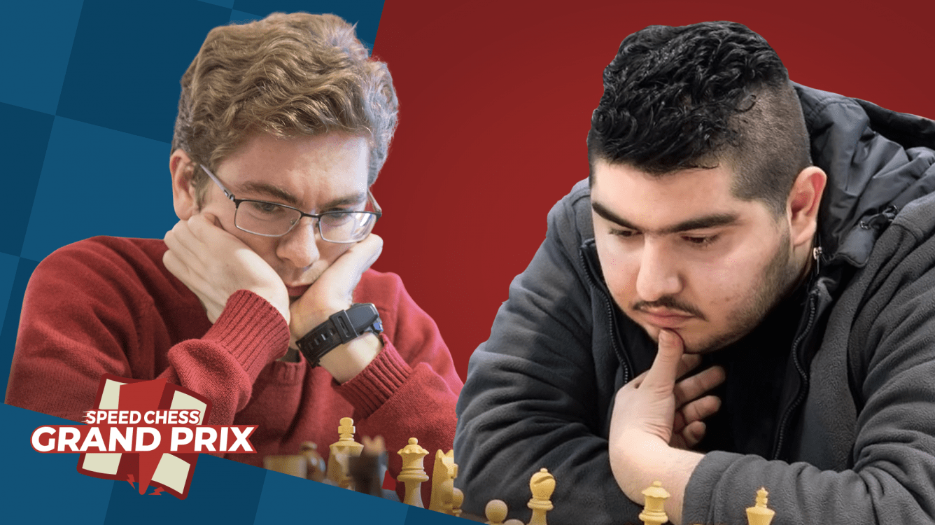 Anton, Maghsoodloo Winners In Double Speed Chess Grand Prix