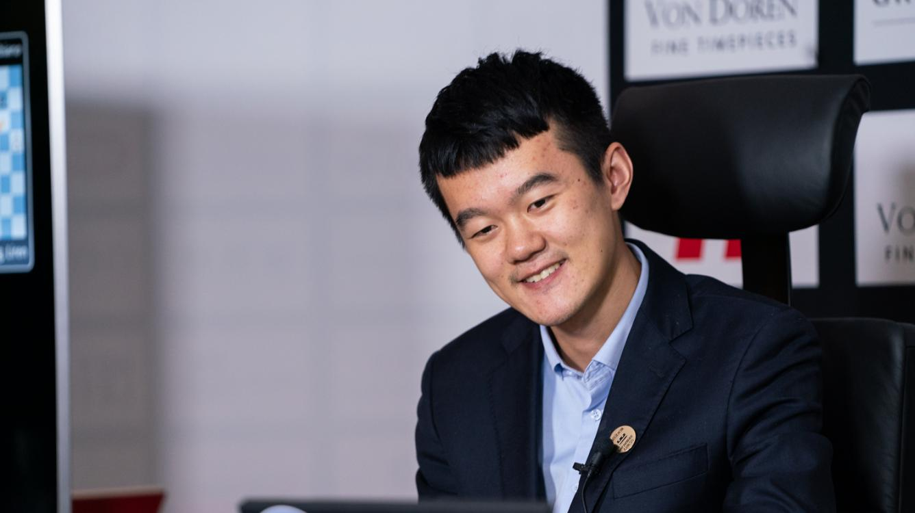 Magnus Carlsen Chess Tour Finals: Ding Outplays Carlsen, Nakamura Beats Dubov