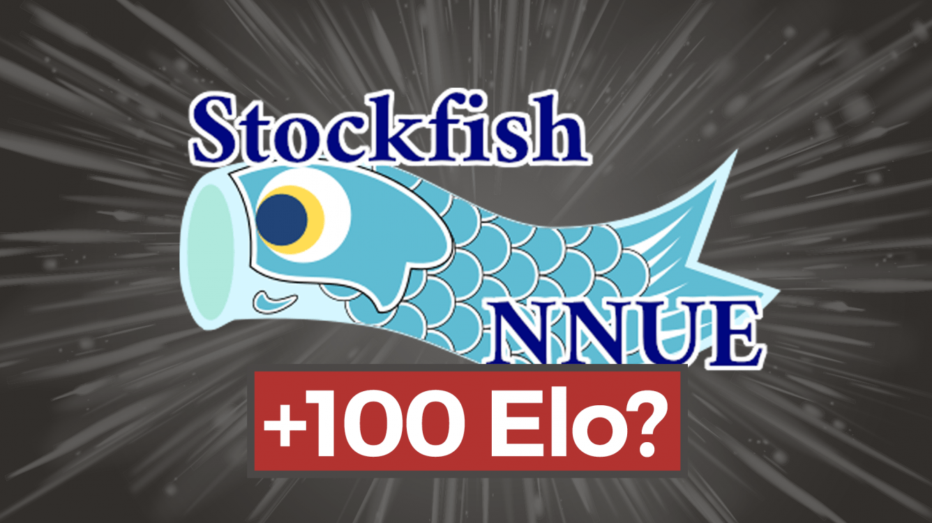 Stockfish Absorbs NNUE, Claims 100 Elo Point Improvement