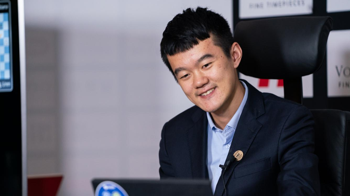 Carlsen To Face Nakamura As Ding Plays Brilliant Attack