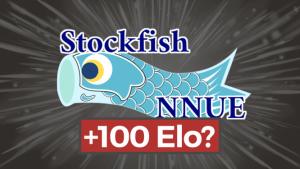 Stockfish engloutit NNUE et revendique une amélioration de 100 points élo