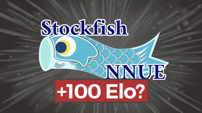 Stockfish schluckt NNUE und verbessert seine Leistung um 100 Elo Punkte