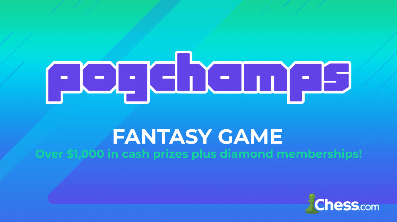 Begins Today: Win Cash Prizes With The Pogchamps Fantasy Game