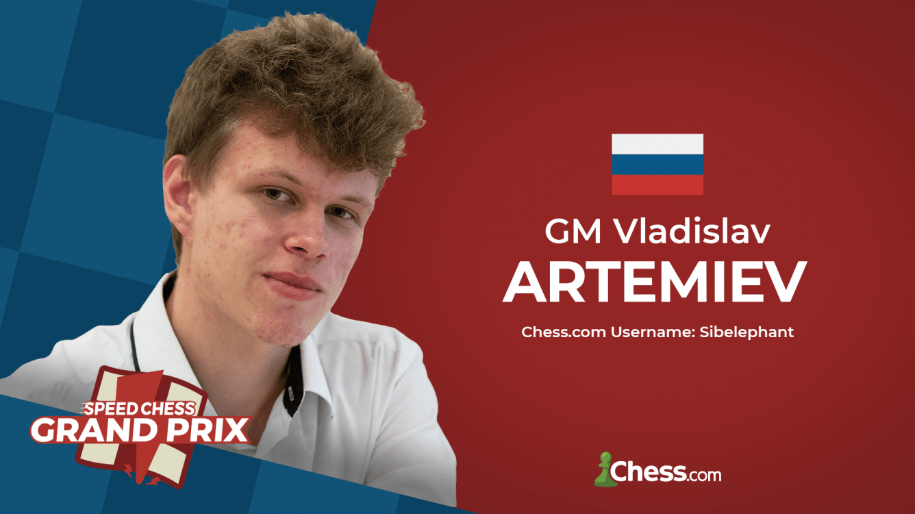 Artemiev Wins 12th Speed Chess Championship Grand Prix