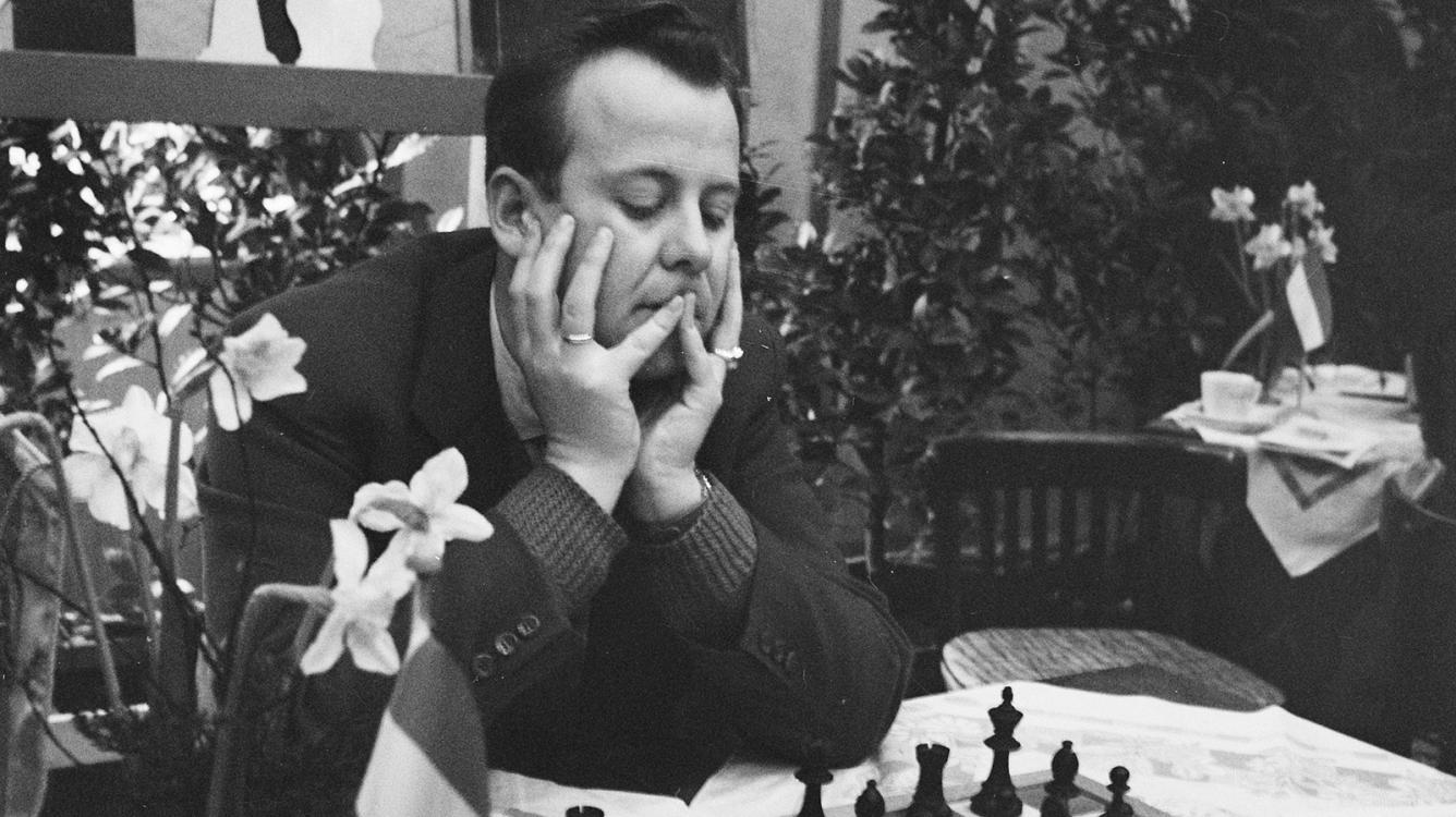 GM Wolfgang Uhlmann, 1935-2020