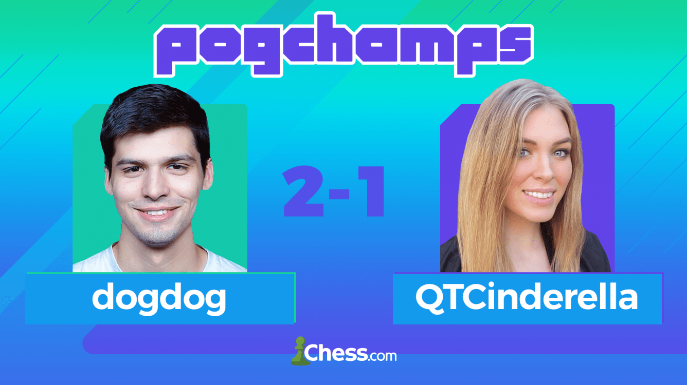 PogChamps 2: tfblade, dogdog Win, Brackets Set