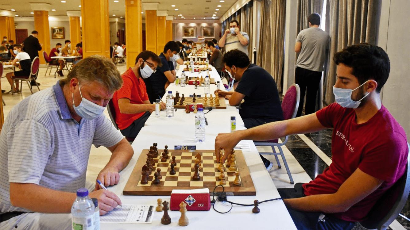 COVID-19 At Spanish Championships