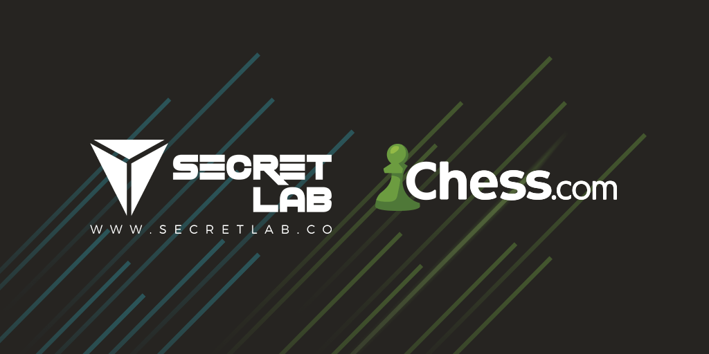 Chess.com Partners With World Leader In Gaming Chair Design Secretlab