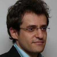Aronian Leads Amber With One Round To Go