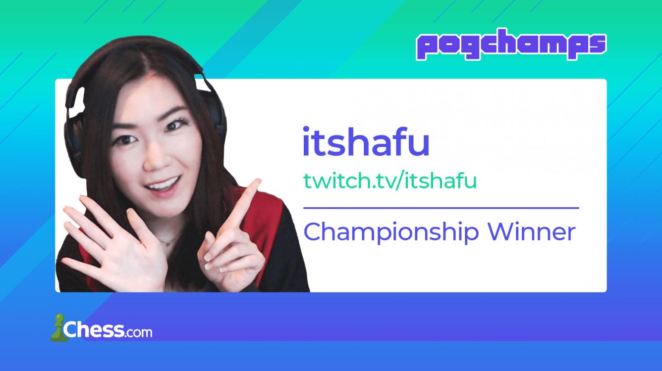 PogChamps Final: Hafu Is Champion