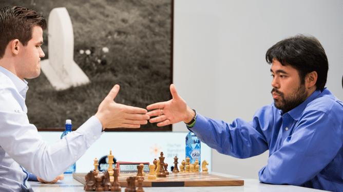 Carlsen und Nakamura teilen sich den Sieg beim Chess9LX Turnier