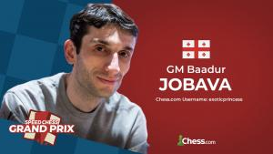 Jobava Wins 16th Speed Chess Championship Grand Prix
