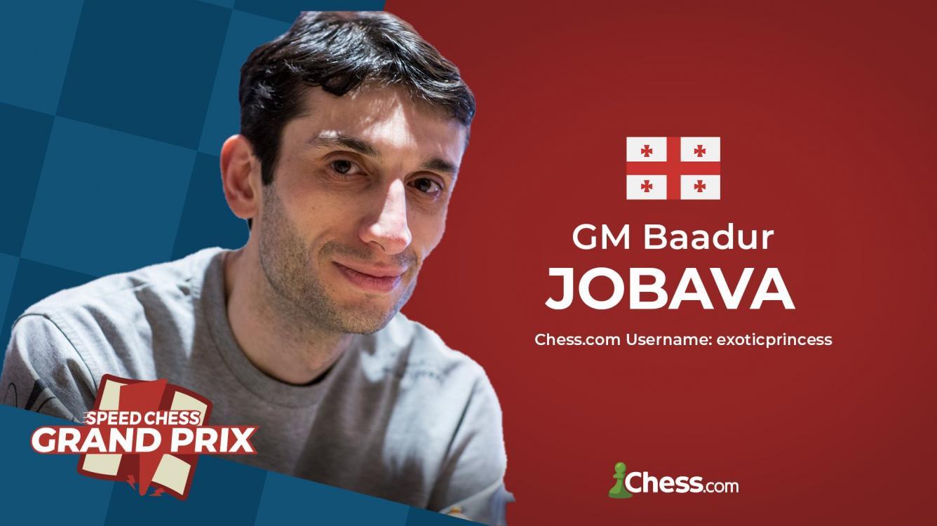 Jobava Wins 16th Speed Chess Championship Grand Prix