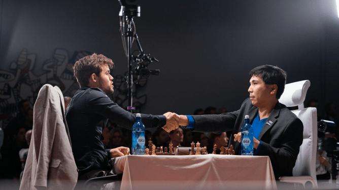 Carlsen et So se partagent la victoire aux Rapide et Blitz de Saint-Louis