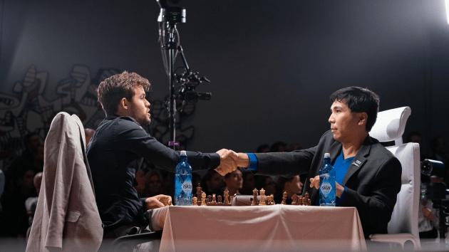 Carlsen y So comparten triunfo en el Saint Louis Rapid & Blitz