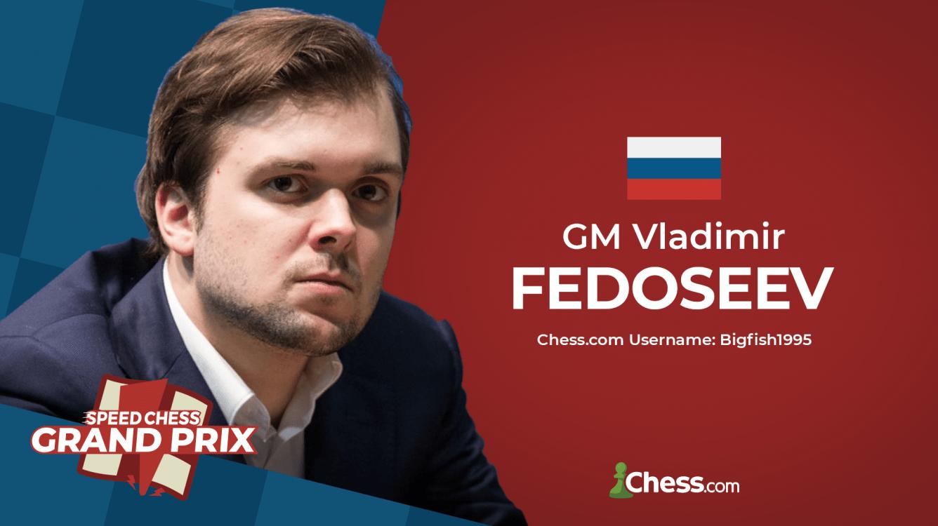 Fedoseev Wins 17th Speed Chess Championship Grand Prix