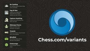 ¡Nuevas variantes de ajedrez (incluidas las de AlphaZero) disponibles!