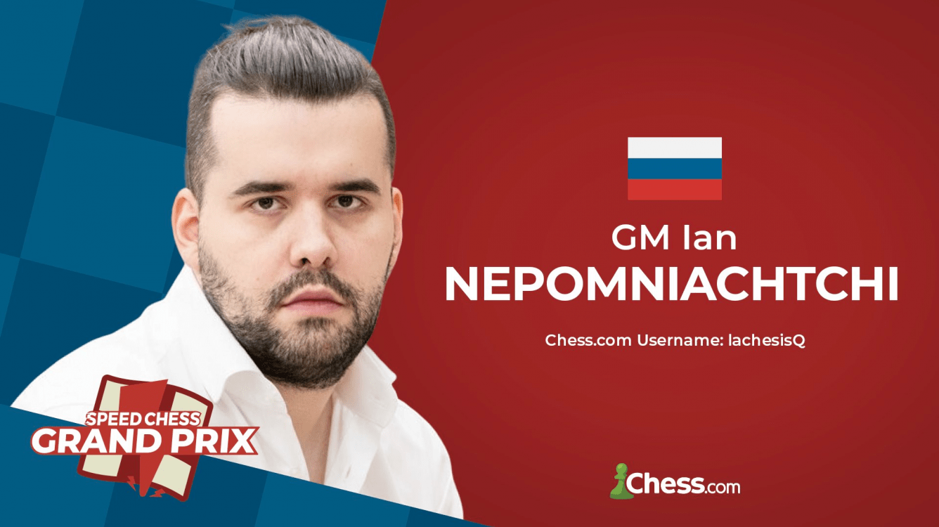 Nepomniachtchi Uses 1.b3/1...b6 To Win His 1st Speed Chess Championship Grand Prix