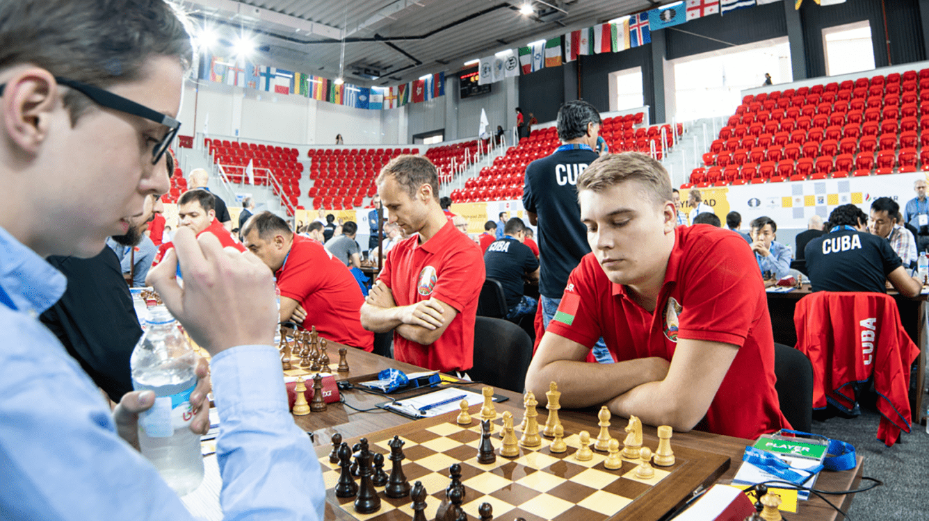Belarus Loses 2022 Chess Olympiad