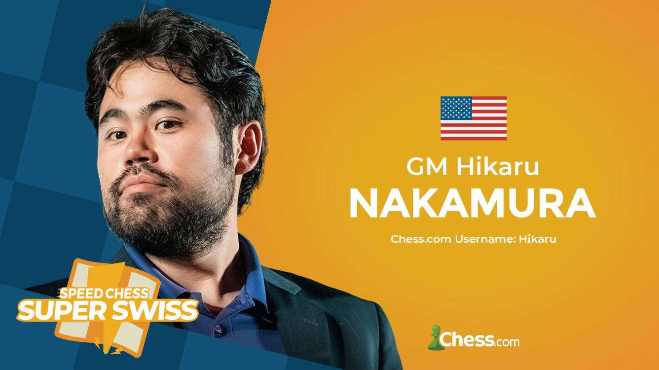 Nakamura Wins Super Swiss; Fedoseev Qualifies For Speed Chess Championship