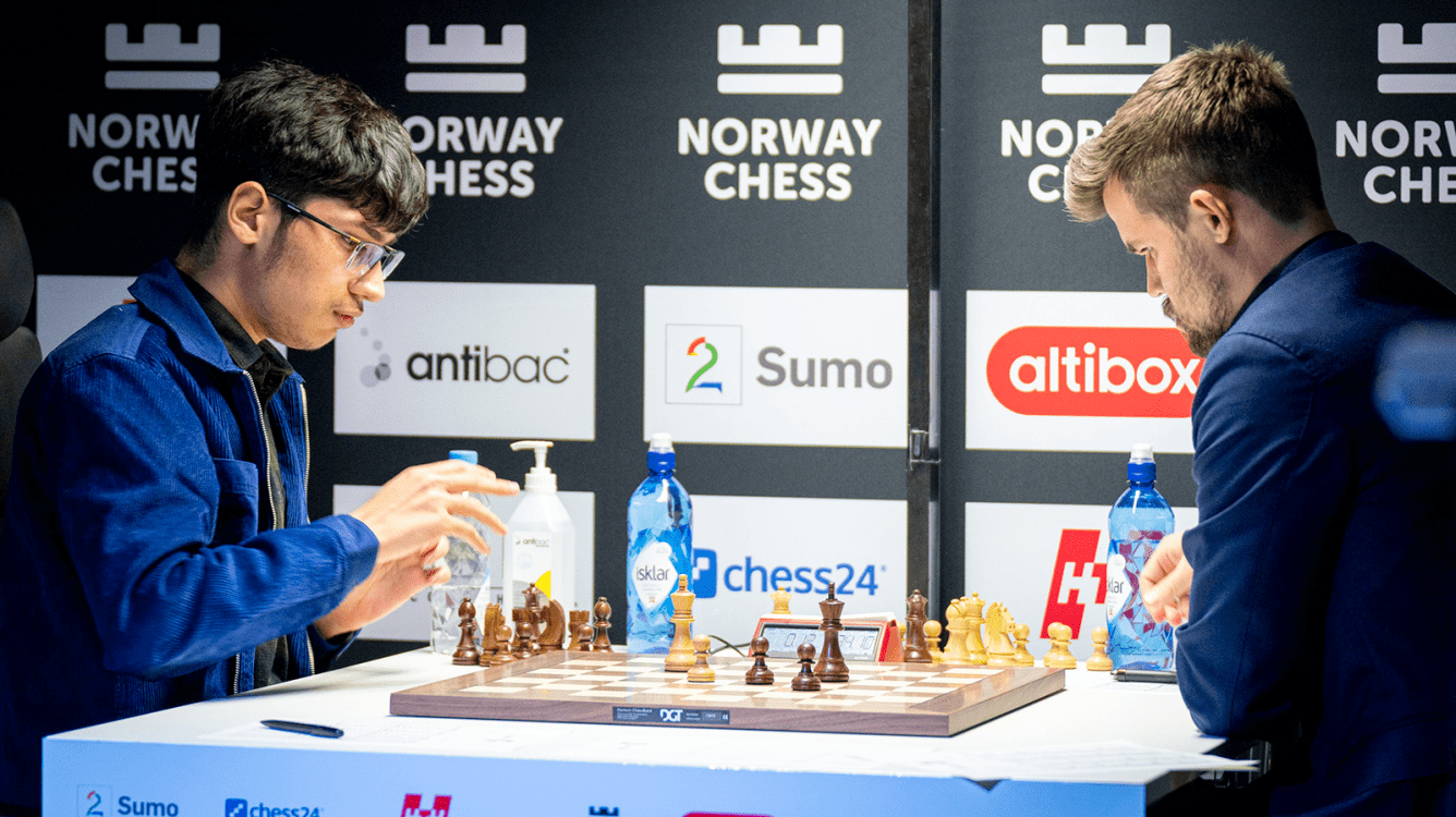 Carlsen Wins Norway Chess With Round To Spare As Firouzja Blunders In Pawn Endgame