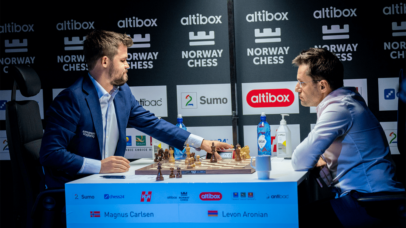 Norway Chess Round 10: Firouzja Fires Back, Carlsen Finishes With A Loss