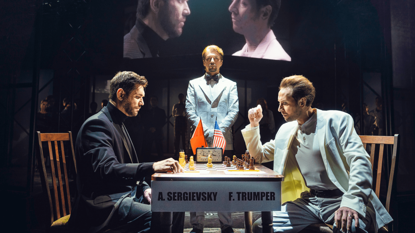 Chess, The Musical Finally Opens In Moscow
