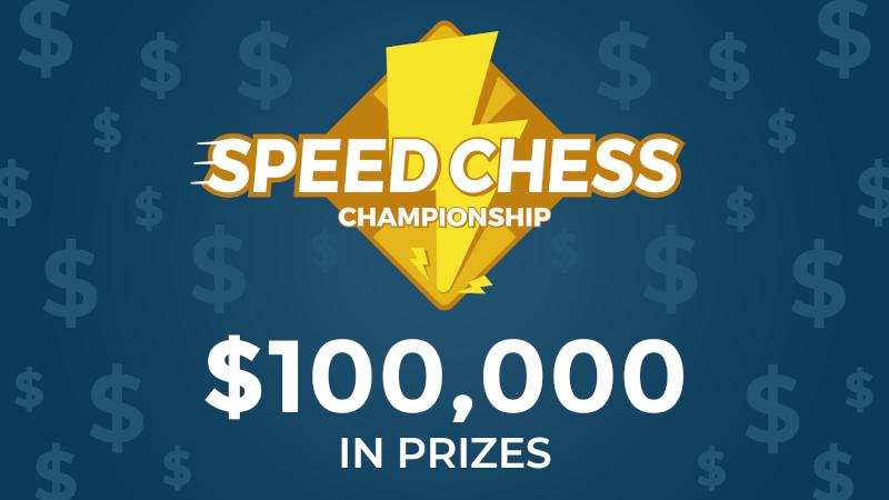Carlsen, Nakamura Top Elite Speed Chess Championship Field