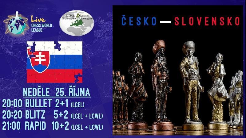 LCWL + LCEL - vyhrajeme už konečně se Slováky?
