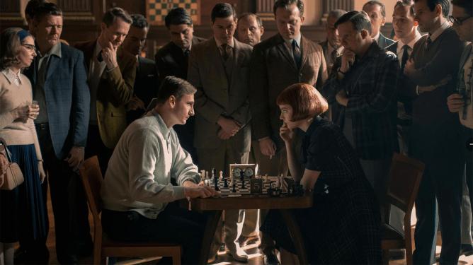 The Queen's Gambit : une série Netflix qui met les échecs à l'honneur