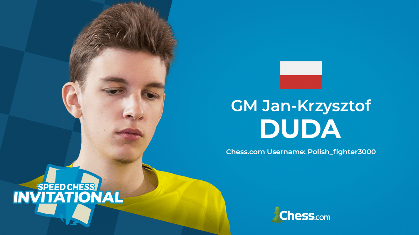 Duda Wins Speed Chess Invitational, Qualifies For Main Event