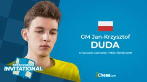 Duda sichert sich den letzten Startplatz für die Speed Chess Championship