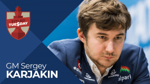 Karjakin Wins Oct. 27 Titled Tuesday