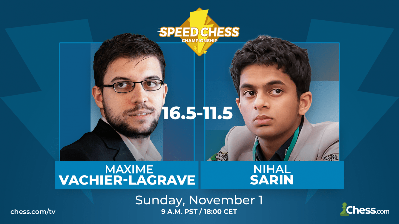 Speed Chess Preview: MVL vs. Sarin
