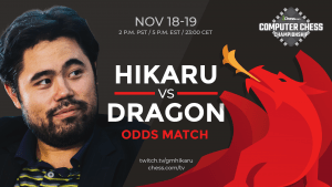 Nakamura To Play New 'Dragon' Engine In Odds Match