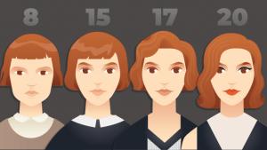 Möchtest Du gegen Beth Harmon aus der Netflix Serie Damengambit spielen?