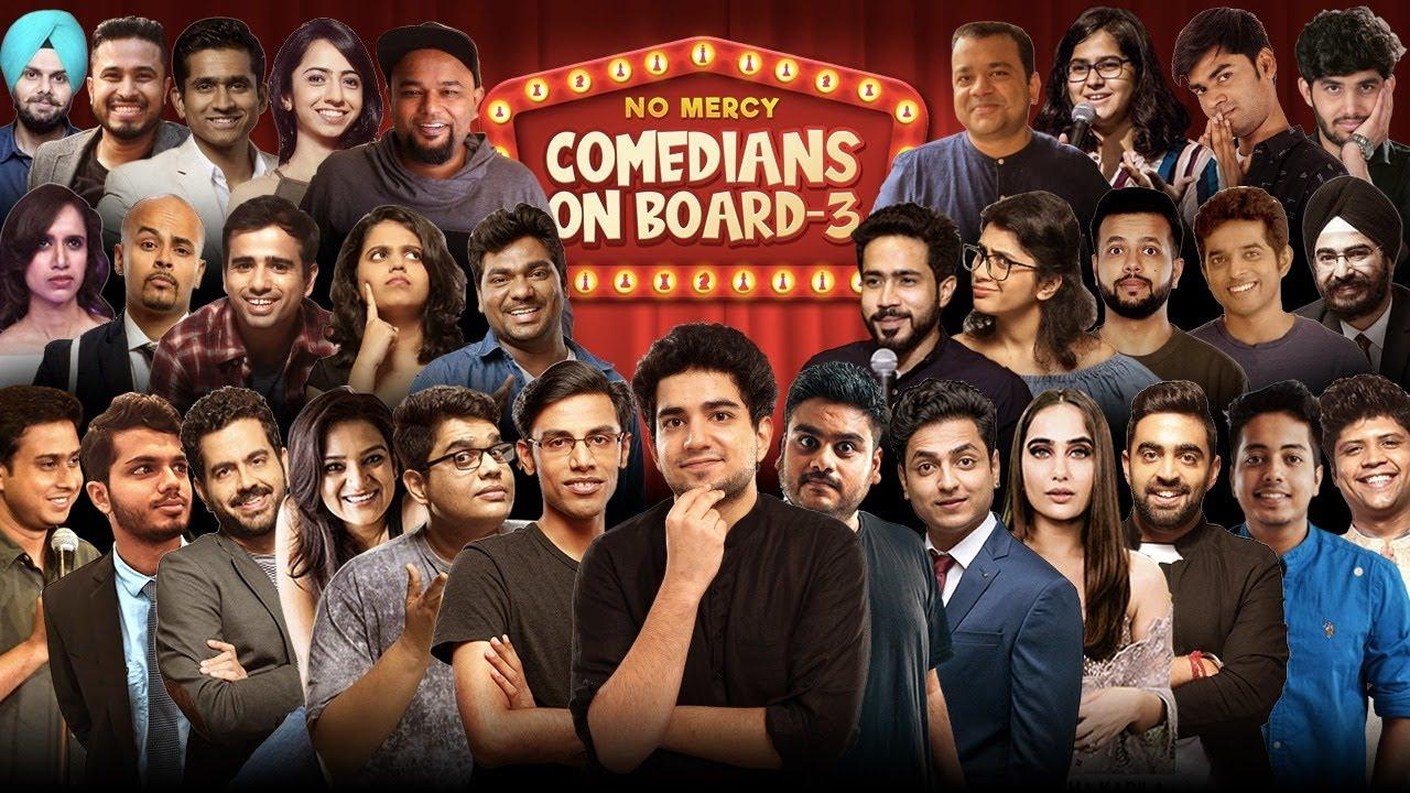 Joel D'Souza Clinches Comedians On Board 3