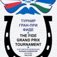 Fourth FIDE Grand Prix - in Nalchik