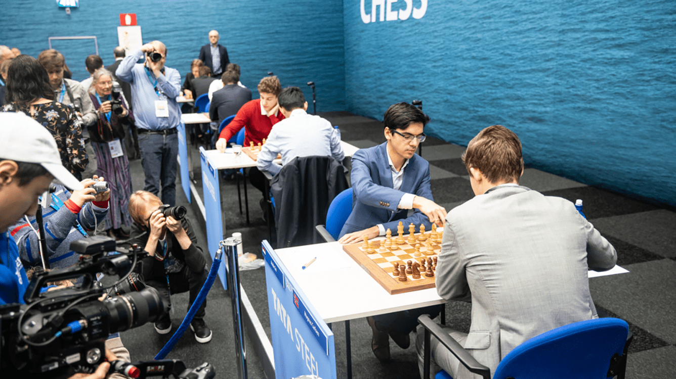 Green Light For Scaled-Down Tata Steel Chess Tournament