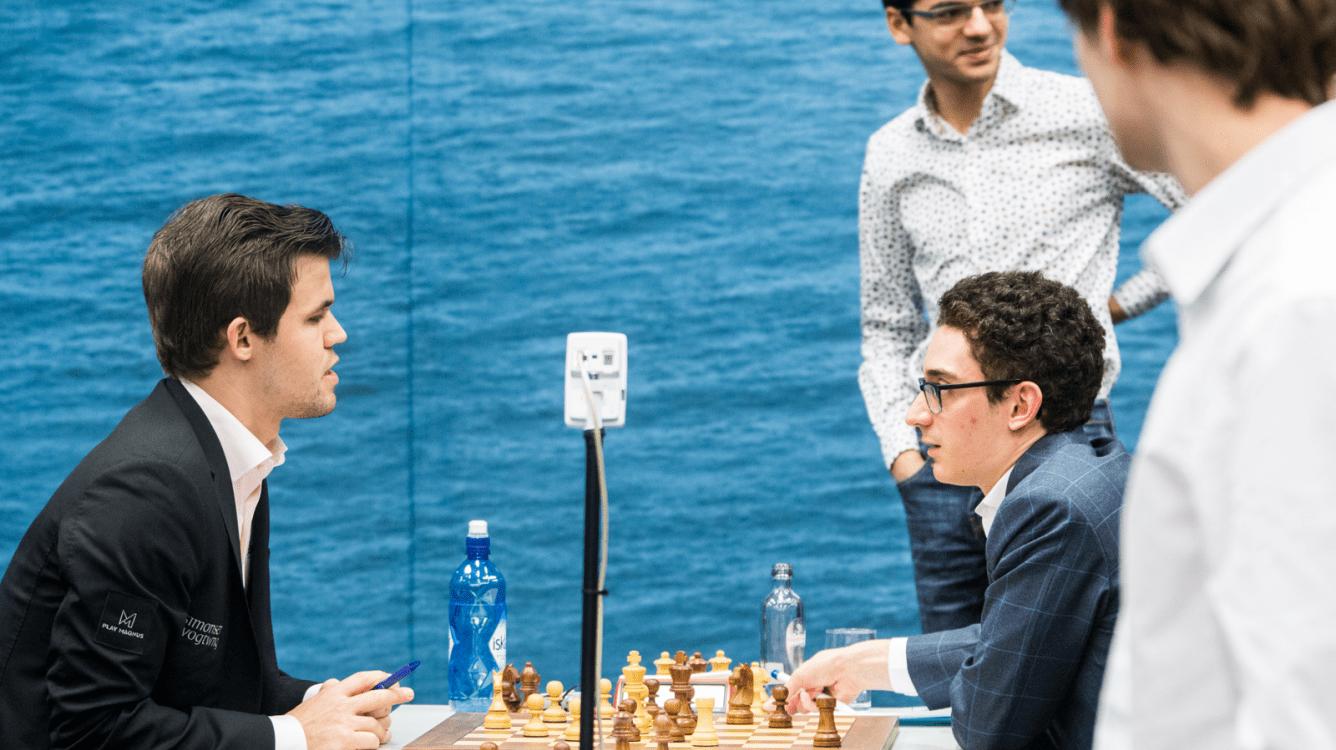 Carlsen, Caruana Top Field Of 2021 Tata Steel Chess Tournament