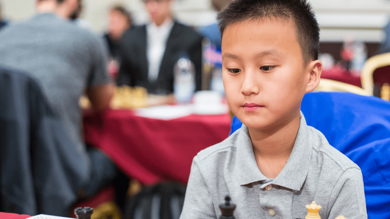 Christopher Yoo Leads U.S. Championship Online Qualifier