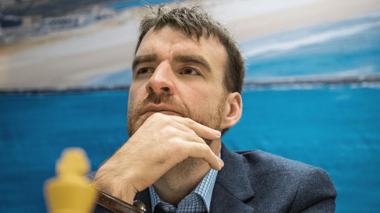 Jones Beats Shirov In Final To Clinch European Blitz Title